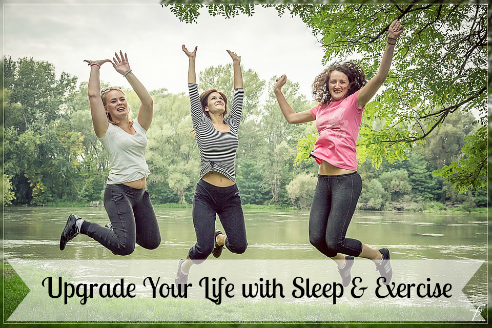 You, Version 2.0: Upgrading Your Life Through Sleep And Exercise