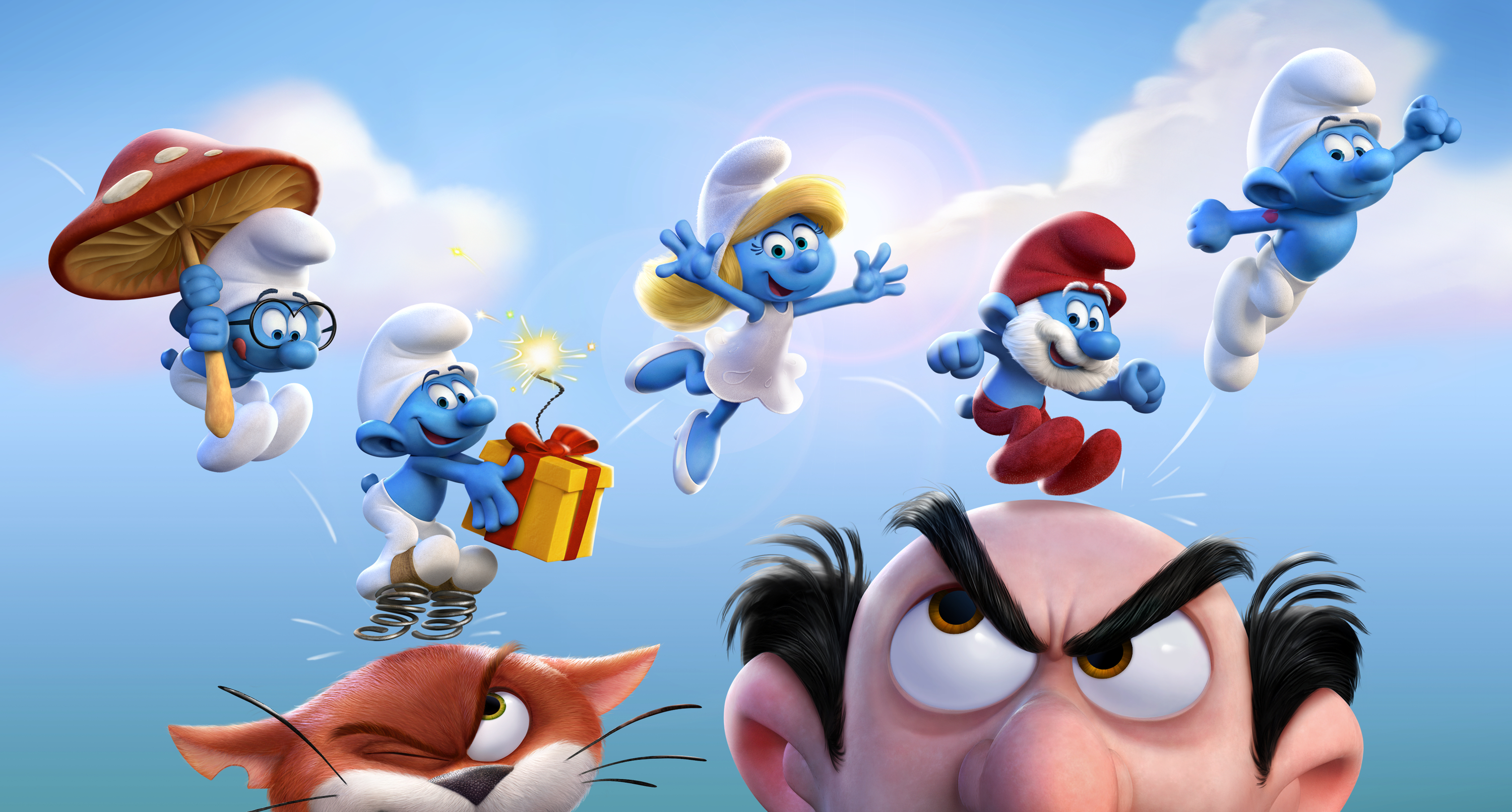 SMURFS: THE LOST VILLAGE Trailer  #SmurfsMovie
