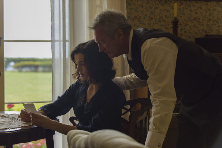 Oscar (TM) winner Rachel Weisz is Hannah Roennfeldt and Bryan Brown is Septimus Potts in the poignant drama THE LIGHT BETWEEN OCEANS, written and directed by Derek Cianfrance and based on the acclaimed novel by M.L. Steadman.