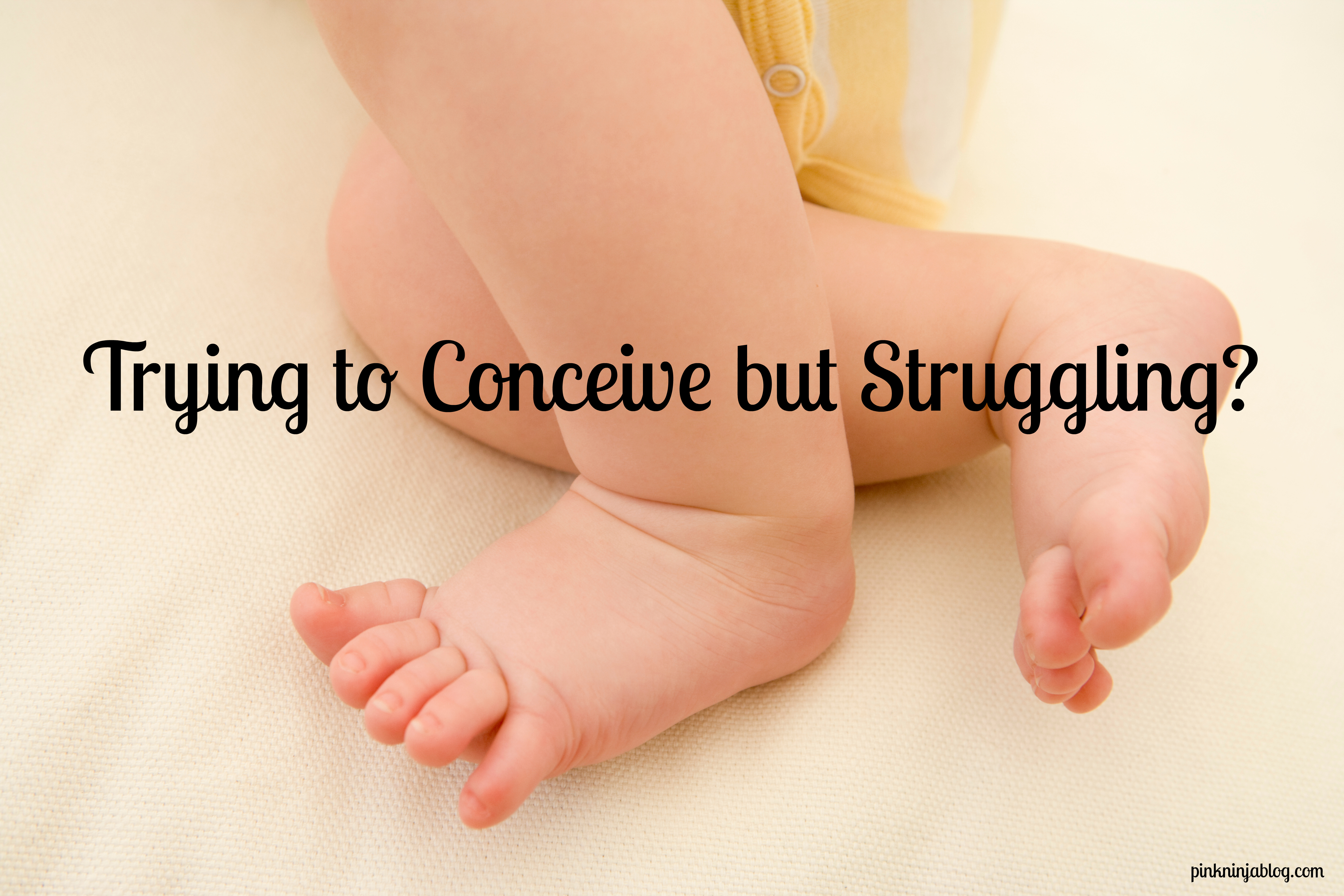 Trying to Conceive but Struggling?