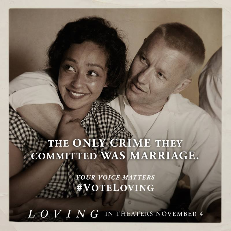 We're Off to LA for the LOVING Press Event!  #ThisIsLoving