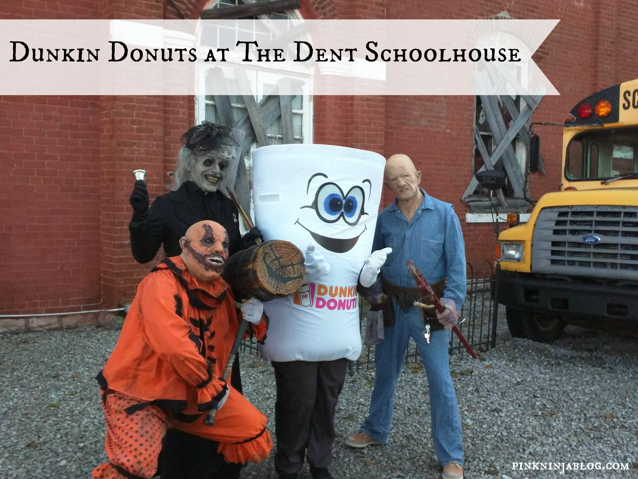 Dunkin' Donuts at The Dent Schoolhouse  #ddcincy  #dentschoolhouse