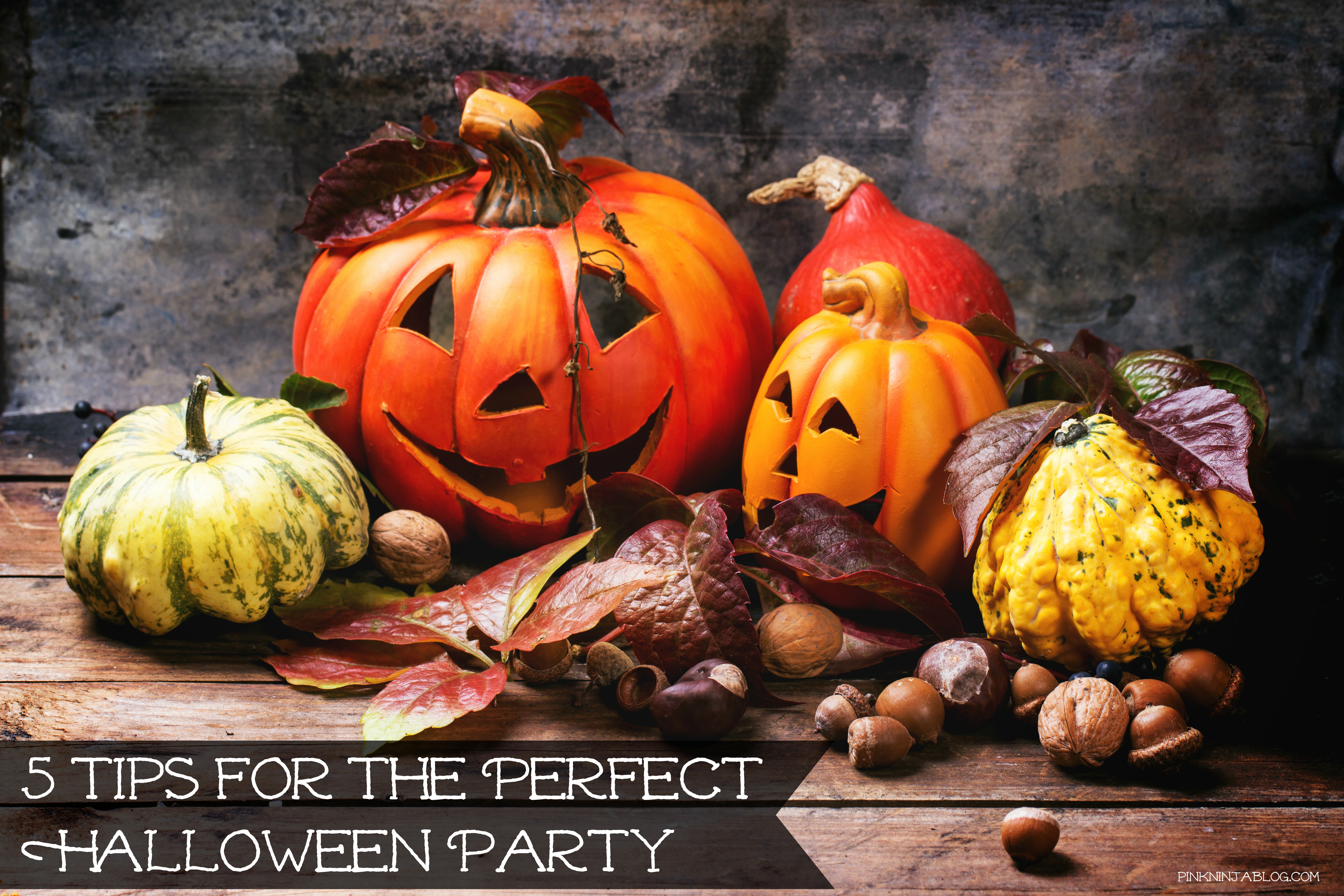 5 Tips for the Perfect, Simple Halloween Party PLUS Pumpkin Carving!  #FindingDoryBluray