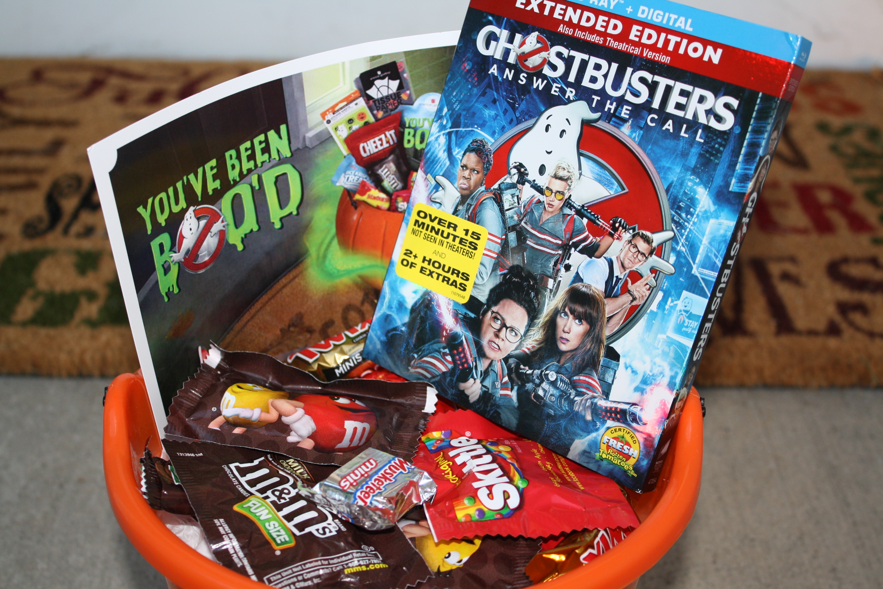 Boo-It-Forward With Ghostbusters and Walmart! #BooItForward #Ghostbusters