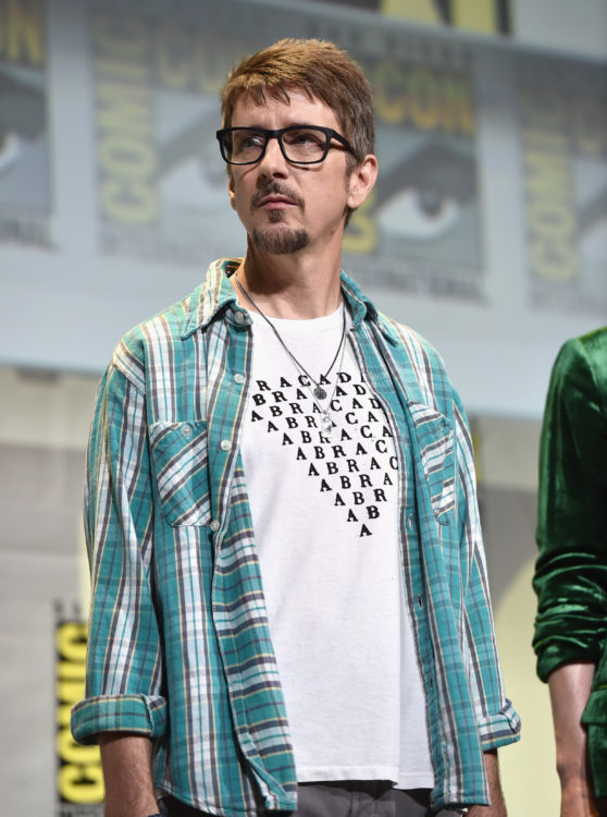 SAN DIEGO, CA - JULY 23: Director Scott Derrickson from Marvel Studios? 'Doctor Strange? attends the San Diego Comic-Con International 2016 Marvel Panel in Hall H on July 23, 2016 in San Diego, California. ©Marvel Studios 2016 (Photo by Alberto E. Rodriguez/Getty Images for Disney)