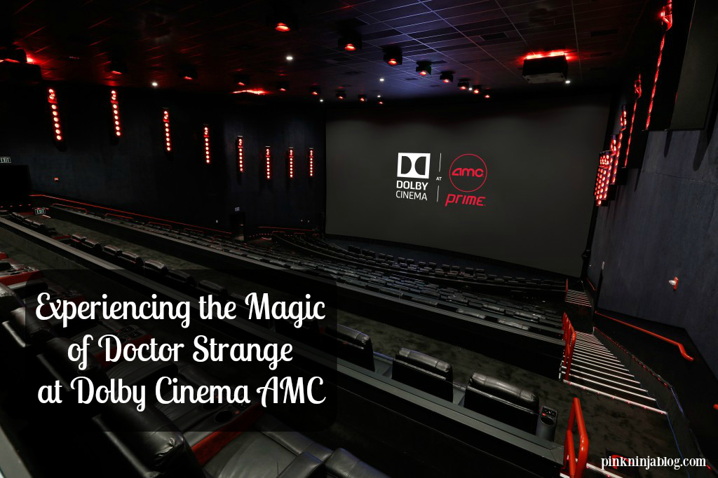 Dolby Cinema ~ Experience Doctor Strange #DolbyCinema #ShareAMC #DoctorStrange