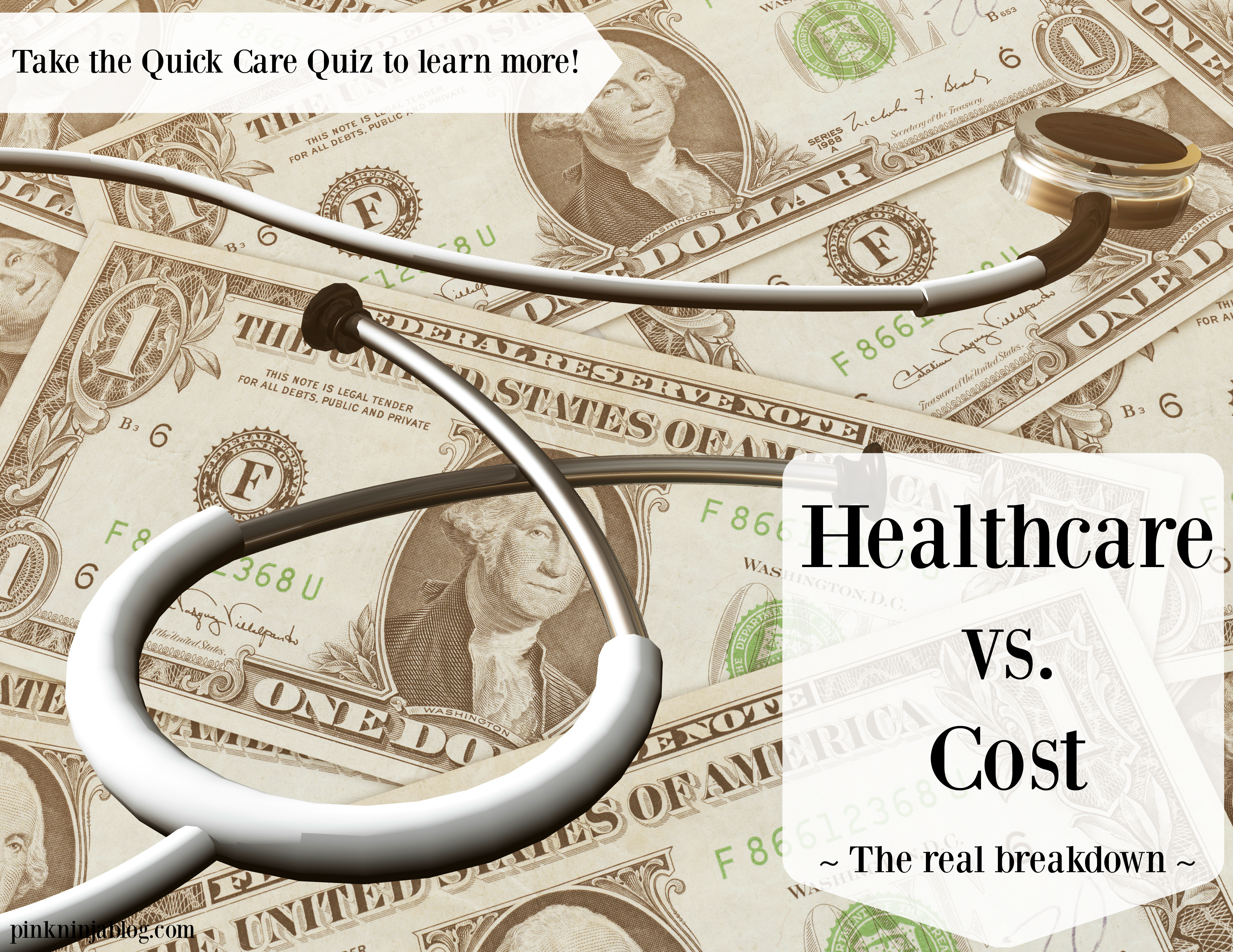 Quick Care Quiz + $100 Gift Card Giveaway