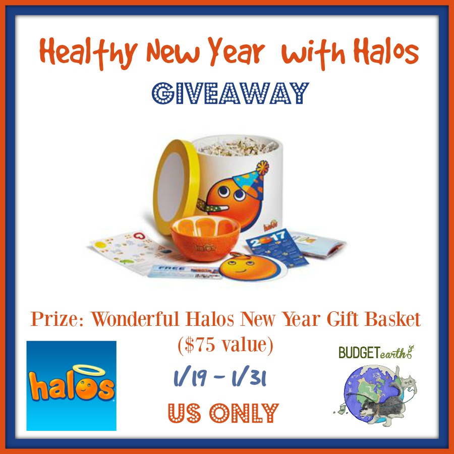 Wonderful Halos Giveaway {US | Ends 01/31}