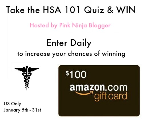 HSA 101 + $100 Gift Card Giveaway