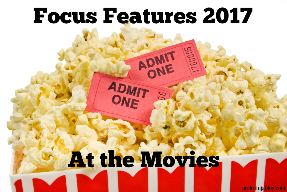 Focus Features 2017 at the Movies