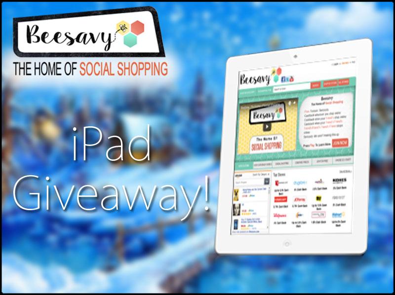 Beesavy iPad Pro Giveaway {US | Ends 01/30}