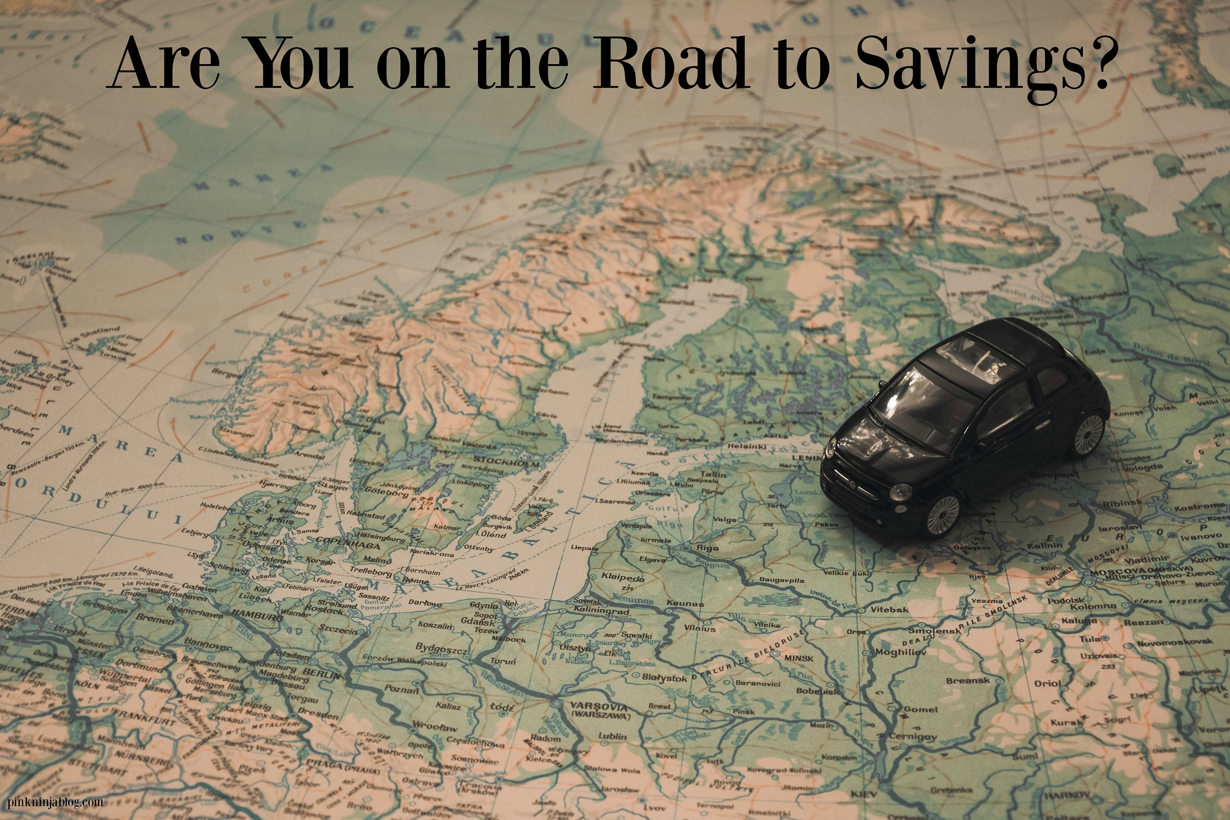 Are YOU on the Road to Savings? {Plus GIVEAWAY}