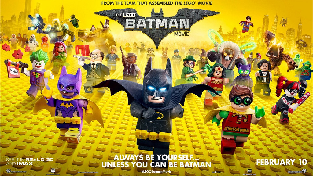 Lego Batman ~ Movie Review