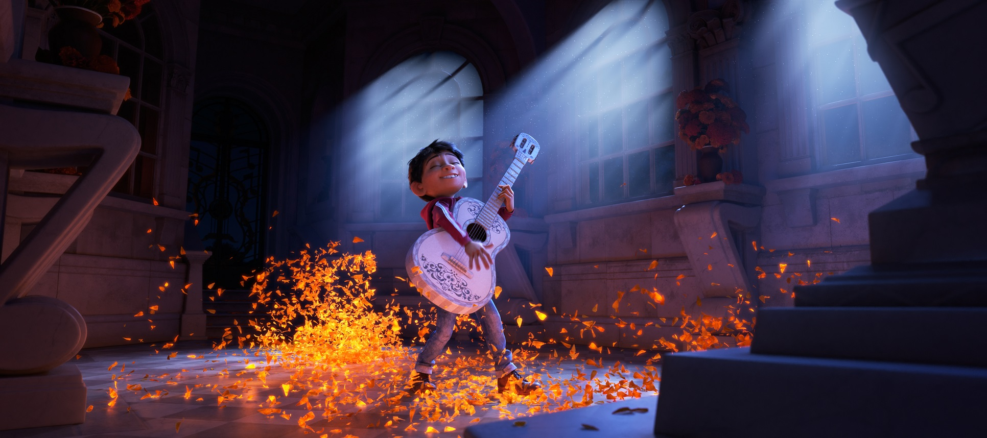 Disney·Pixar's COCO – New Teaser Trailer!!!