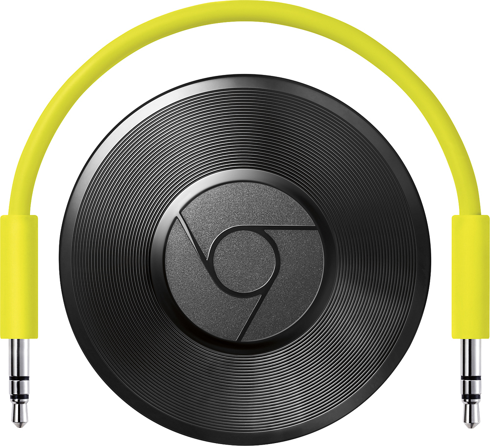 Chromecast Audio ~ A New Way to do Music