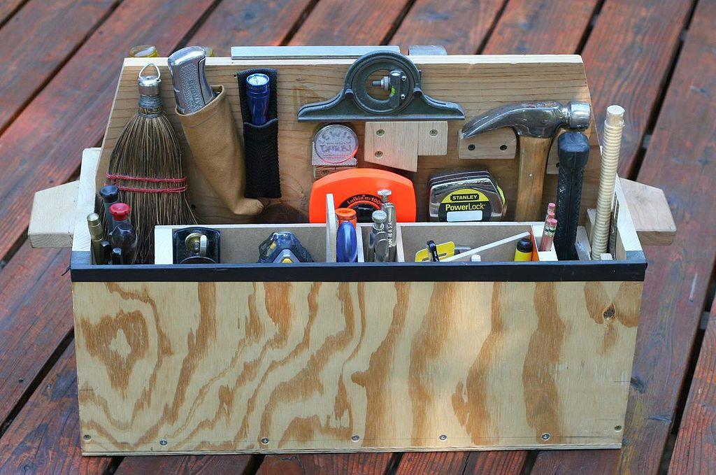 Items To Build A Toolbox Around