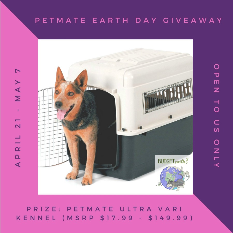 Petmate Ultra Vari Kennel Giveaway {US | Ends 05/07}