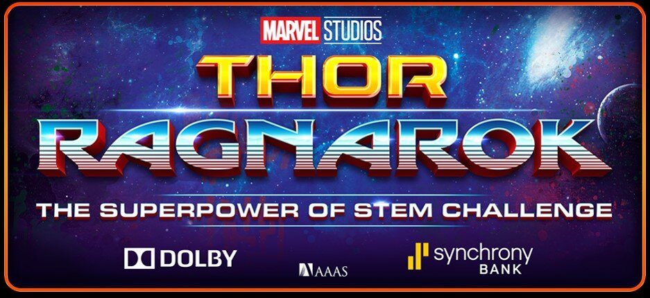 Marvel Studios' THOR: RAGNAROK Superpower of STEM Challenge!!!