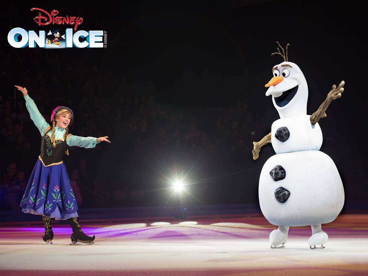 Reach for the Stars ~ Disney On Ice