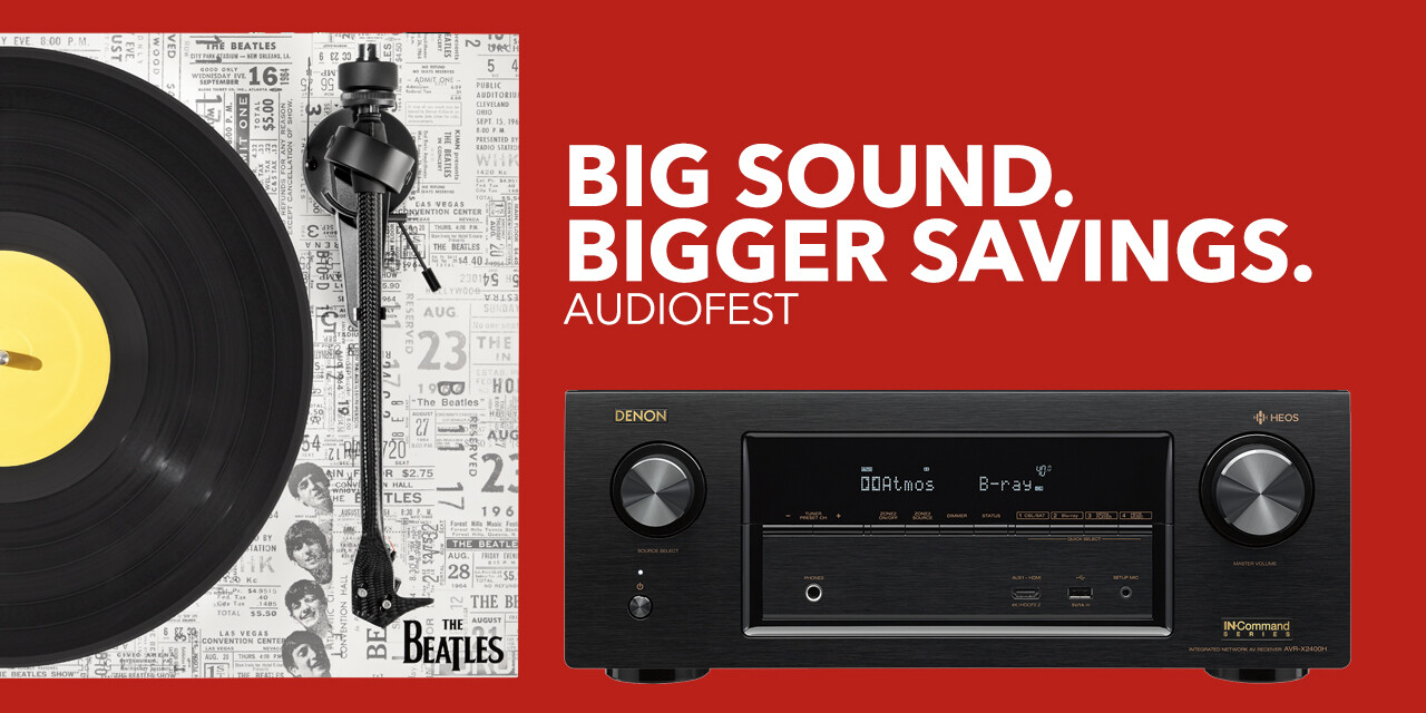 Amazing Audio at Magnolia