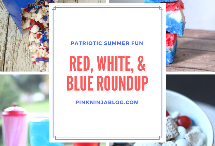 Red, White, and Blue Roundup