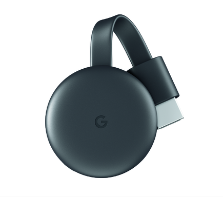 Chromecast Streaming Media Player at Best Buy